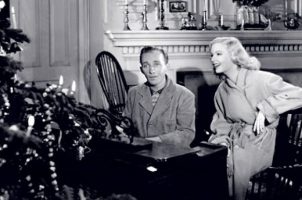 Screen Still from White Christmas