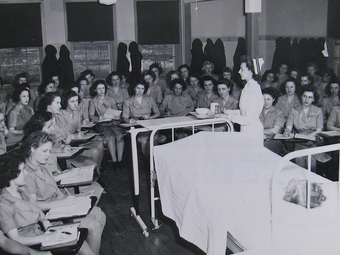 WAVES hospital lecture.